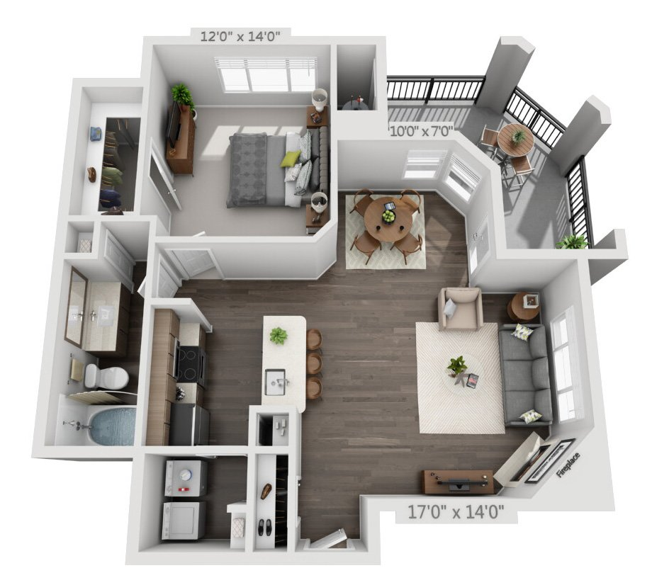 Apartments in Highlands Ranch | Legacy