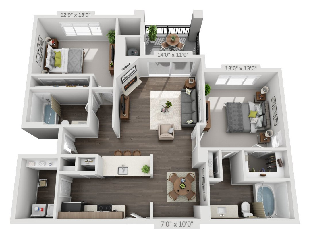 Apartments in Highlands Ranch | Legacy at Highlands Ranch | Home on house with a great room floor plans, house with garage apartment floor plans, house with open concept floor plans,