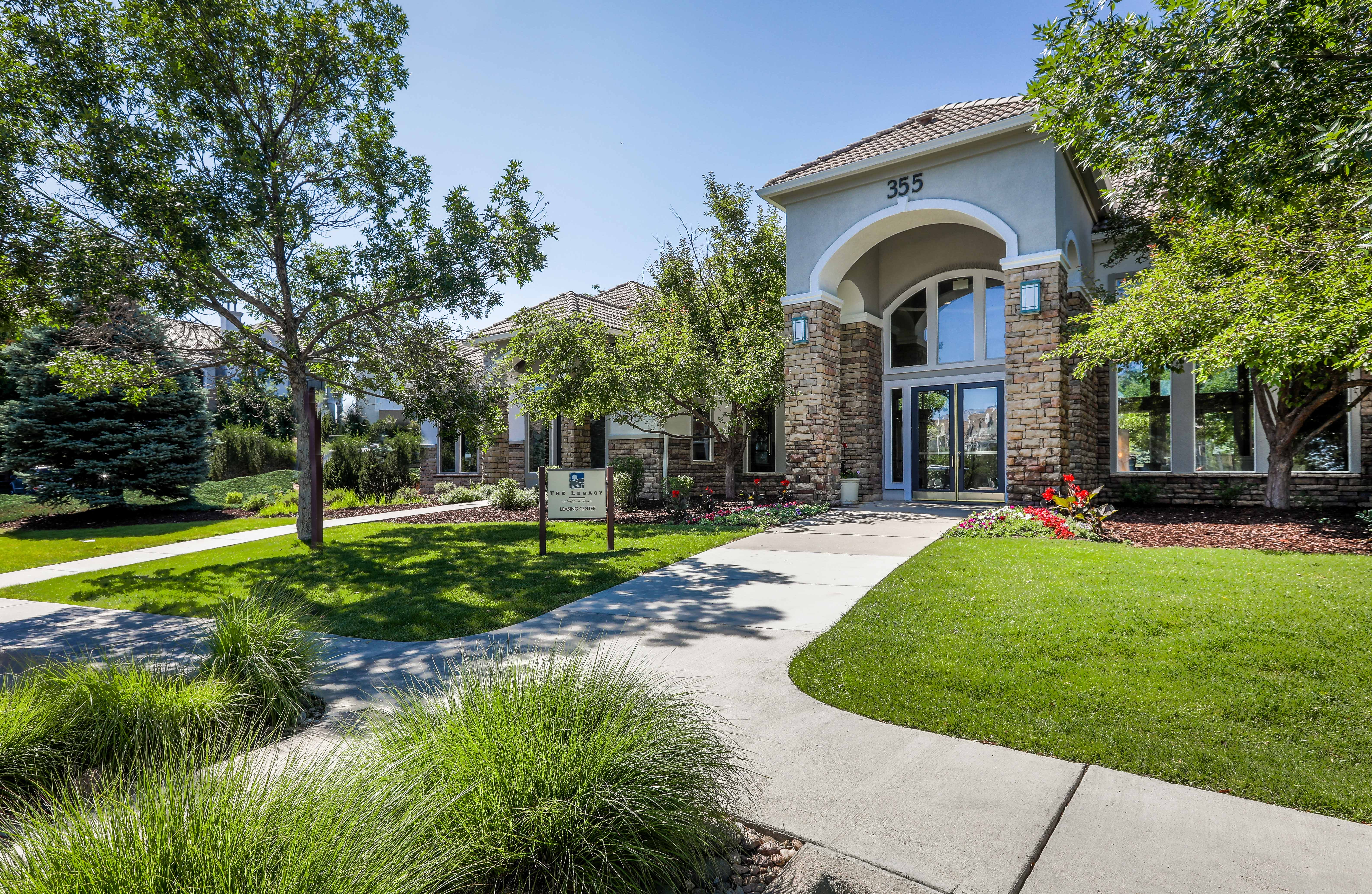 Apartments Highlands Ranch Contact Legacy At Highlands